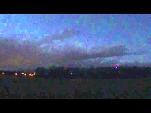Night Flying LED Revolution B Series Kite