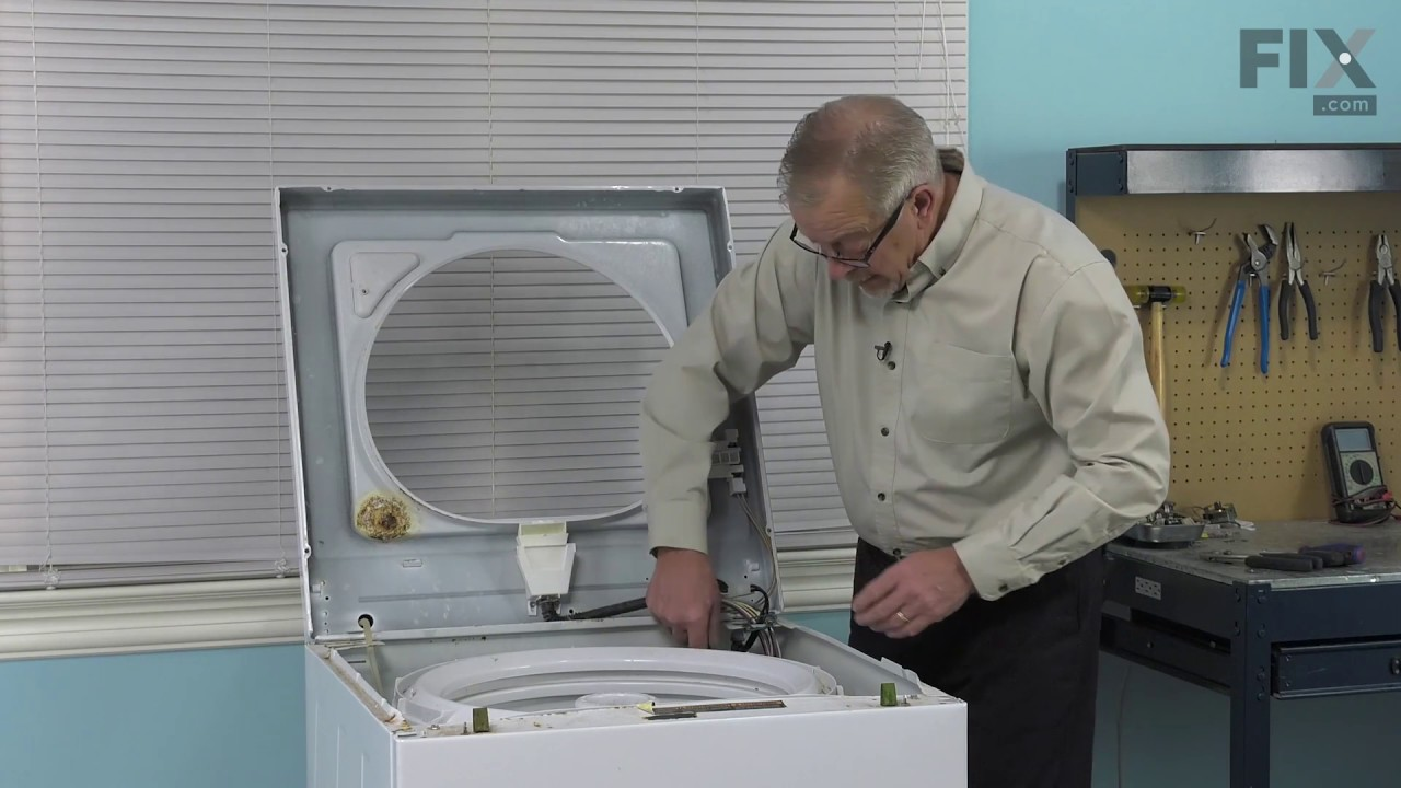 Maytag Washer Repair – How to replace the Inlet Water Valve on