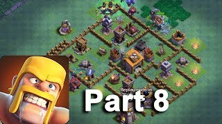 Clash of Clans Builder Base | Town Hall 6 | Level 88 | Attacks and Defense compilation Part 8