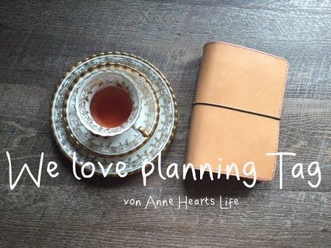 We love planning