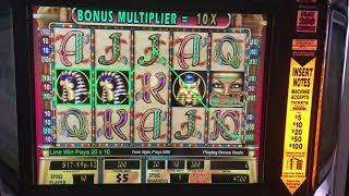 Biggest Cleopatra 2 Jackpot on Youtube!  HUGE WIN Cleopatra 2 IGT