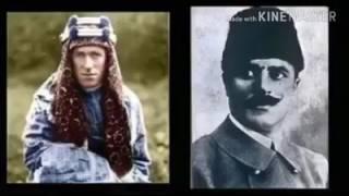 Osmanlı istihbaratcısı Kuşçubaşı Eşref'in lawrence'a attığı büyük kazık!!
