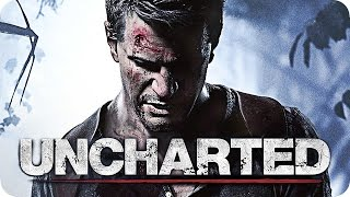 UNCHARTED Movie Preview (2018) Uncharted Live Action Film
