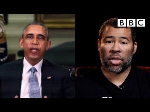 how-the-obama-/-jordan-peele-deepfake-actually-works-|-ian-hislop's-fake-news---bbc