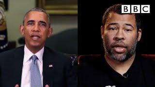 How the Obama / Jordan Peele DEEPFAKE actually works | Ian Hislop's Fake News - BBC