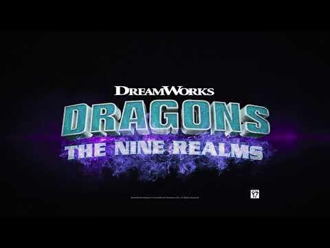 Teaser   DRAGONS: THE NINE REALMS