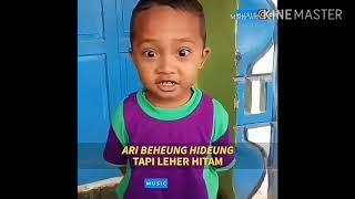 Speech Composing Cik Atuh Mikil