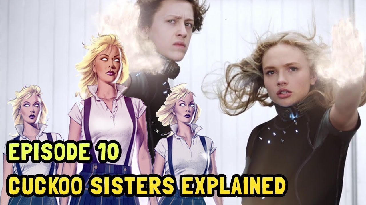 Download The Gifted Episode 10 Breakdown and Easter Eggs - Cuckoo Sisters Explained