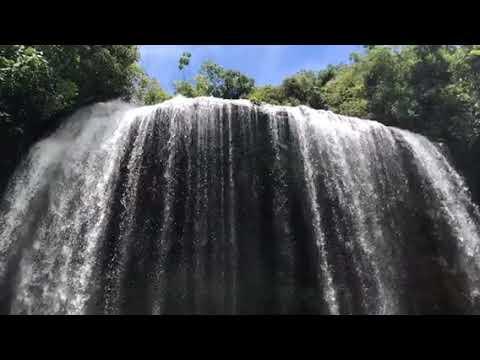 Palau Ngarvmau Waterfall