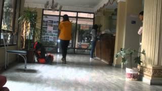 Cheap Hotels in Kathmandu, Hotel Blue Diamond at thamel