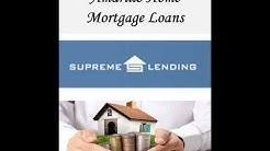 Amarillo Home Mortgage Loans