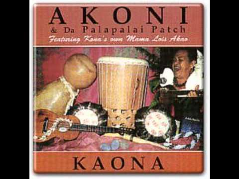 """Akoni """" Kealoha """" Kaona 1999"""