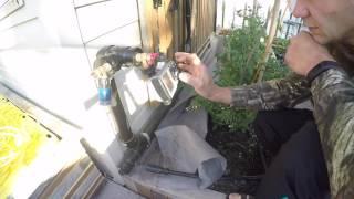видео насос для капельного полива