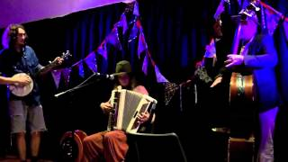 """Louisa Jones & Whisky Moon Face - """"Tripping on a Stone"""" at Cecil Sharp House, London 24 May 2012"""