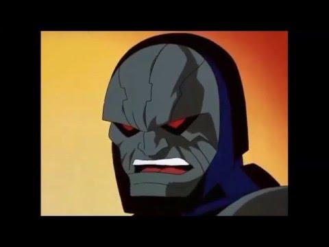 Primera aparición de Darkseid  -Superman la serie animada-
