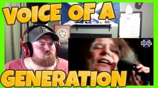 JANIS JOPLIN Ball And Chain Reaction