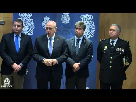Press Conference: INTERPOL Counter-Terrorism meeting on Foreign Terrorist Fighters 2015