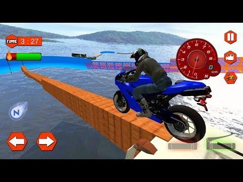 Extreme Bike Stunts Mania Android Gameplay #3