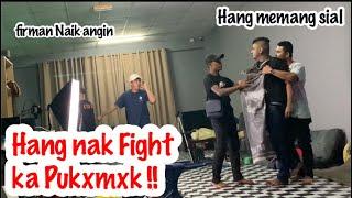 Hang Memang Sial - Bergaduh Besar Team Faris Azri Tv ( Prank Paling Gila Abad ni )