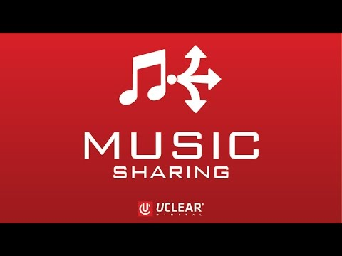 How to Share Music between UCLEAR Controllers
