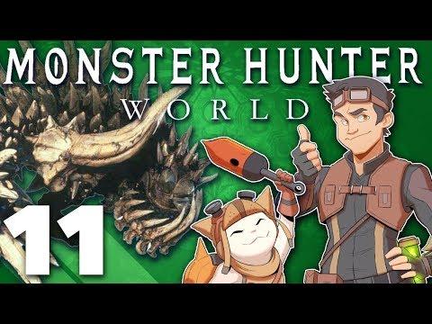 Monster Hunter World - #11 - Radobaan - PlayFrame thumbnail
