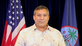 Governor of Guam reassures the island's residents after North Korea threat