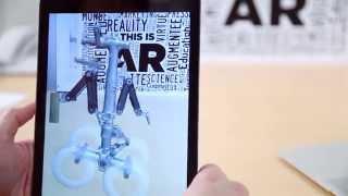 Réalité Augmentée Démonstration - Augmented Reality Showreel - UrbanMIRAGE©