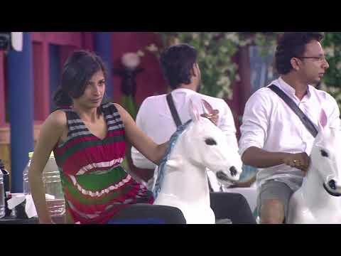 Priyanaka Jagga Pees Herself During The Task - Bigg Boss India - Big Brother Universe