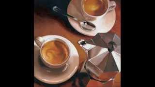 Cosa hai messo nel caffè?  O que você colocou no seu café :) cover di Federica Riva
