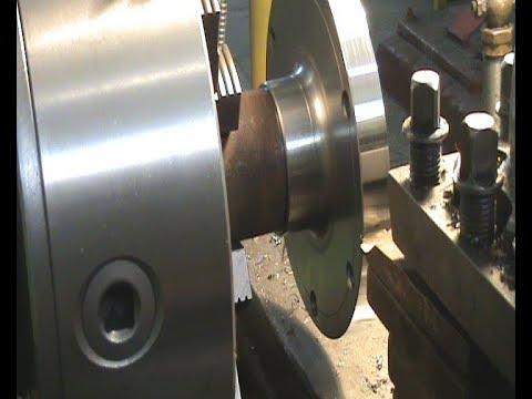 Изготовление планшайбы по DIN 6350