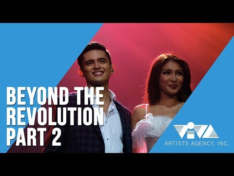 TALE OF A REVOLUTION: THE JADINE CONCERT BTS (Part 2)