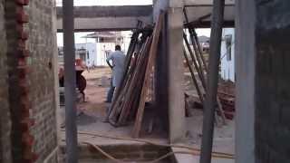 Row house construction 4