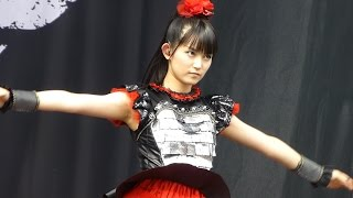 Repeat youtube video BABYMETAL - Road of Resistance / Live @ Rock im Revier 30.05.2015