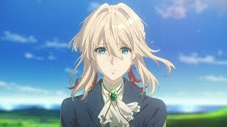 Watch Violet Evergarden Anime Trailer/PV Online