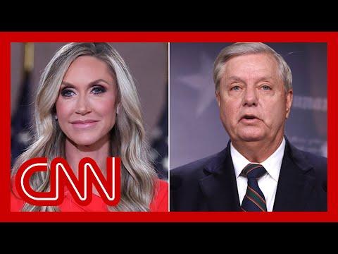 Lindsey Graham: Lara Trump is 'the future' of the GOP