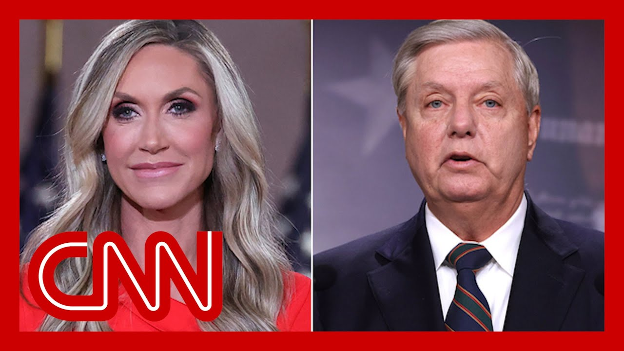 Lindsey Graham: Lara Trump is 'the future' of the GOP