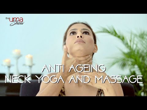 Anti Ageing Neck Yoga and Massage
