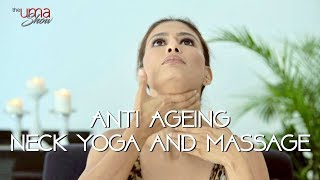 Anti Ageing Neck Yoga and Massage Techniques