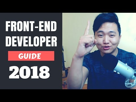 How to Become a Web Developer 2018 | Front End Developer Ultimate Guide