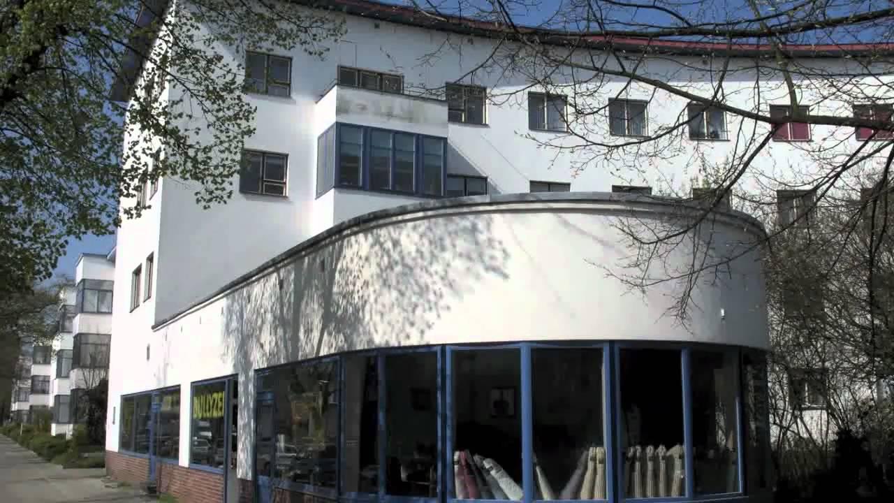 Las casas de estilo moderno en berl n patrimonio de la - Casas de proteccion oficial ...