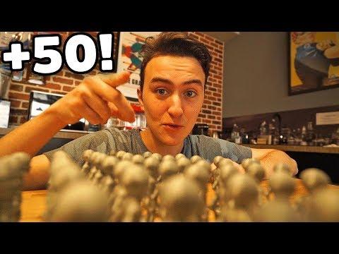 J'AI IMPRIMÉ 50 FIGURINES EN 3D (Pablo)