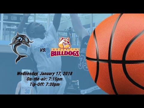 Mens Basketball vs Brooklyn College - January 17, 2018