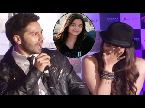 Varun Dhawan Calls Alia Bhatt FAT | Humpty Sharma Ki Dulhania
