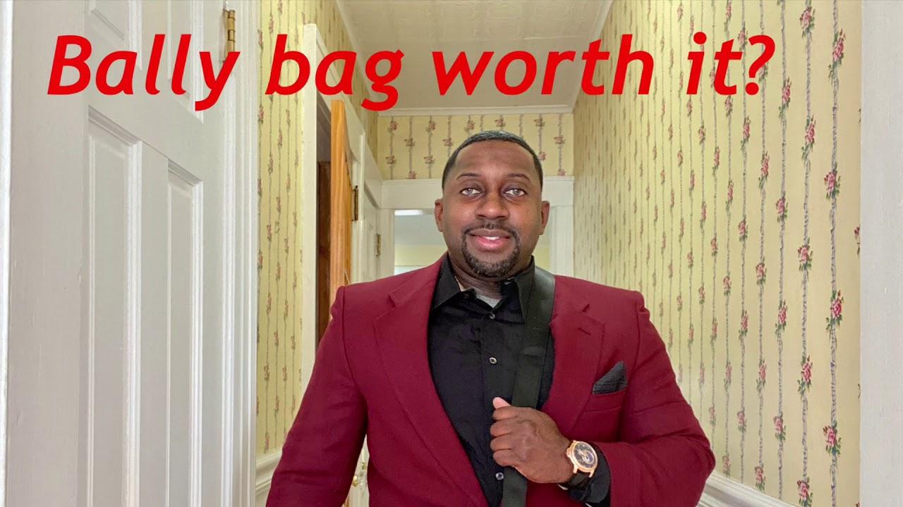 Incentivo Inolvidable Zanahoria  Rare Bally bag review is it worth it? - YouTube