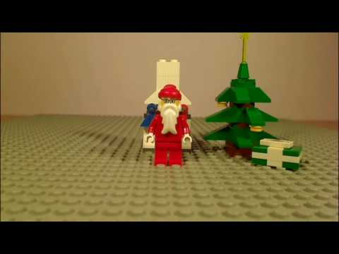 LEGO ADVENT CALENDAR SPECIAL 2009 THE SPECIAL - YouTube