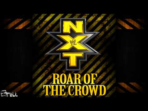 "WWE NXT: ""Roar Of The Crowd"" [iTunes Release] By CFO$ ► NXT NEW Theme Song"