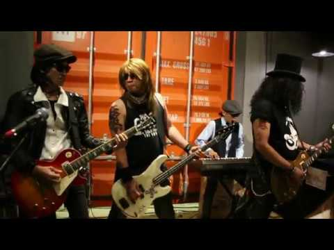 The Nuva - Welcome To The Jungle (Guns N' Roses)