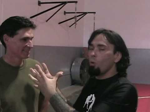 Eddie Bravo On Burton Richardson and JKD Unlimited