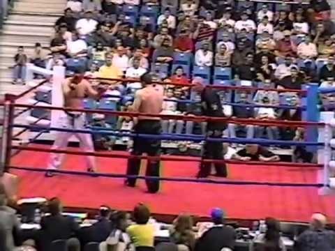 "Kevin ""Hurricane"" Hudson vs. Lane collyer, Augusta, GA  March 2002"
