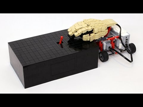 The Ultimate LEGO Machine Returns!
